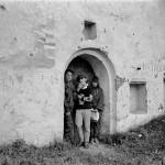 На раскопках. Псков 1986 год