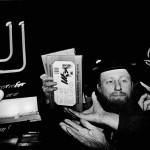 Синагога. Конец 80-х - начало 90-х