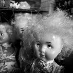 Кукольная фабрика имени 8 марта. Москва, 1990 год